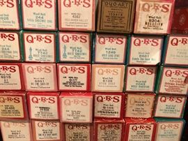 QRS MUSIC ROLLS