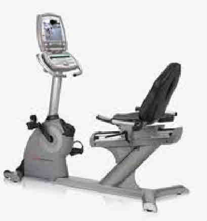 FreeMotion recumbent exercise bike in very good condition   Retails for $2,999.00
