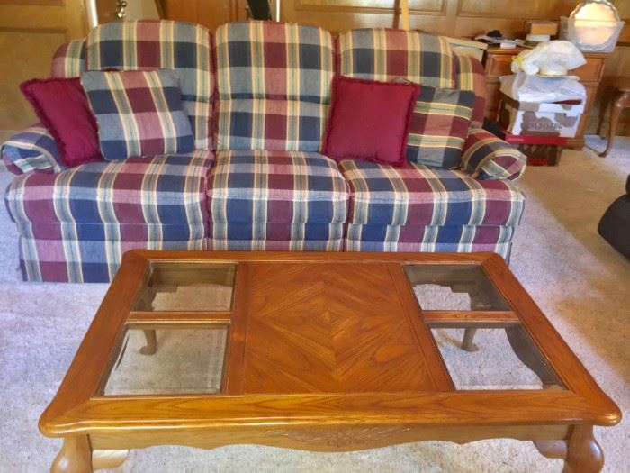 Oak coffee Table again Great condition