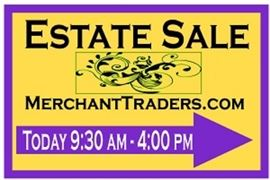 Merchant Traders Estate Sales, Chicago Portage Park