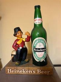 Heineken's Beer Sign