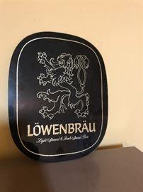 Lowenbrau Sign