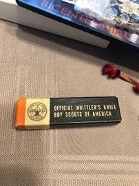 boy scouts pocket knife