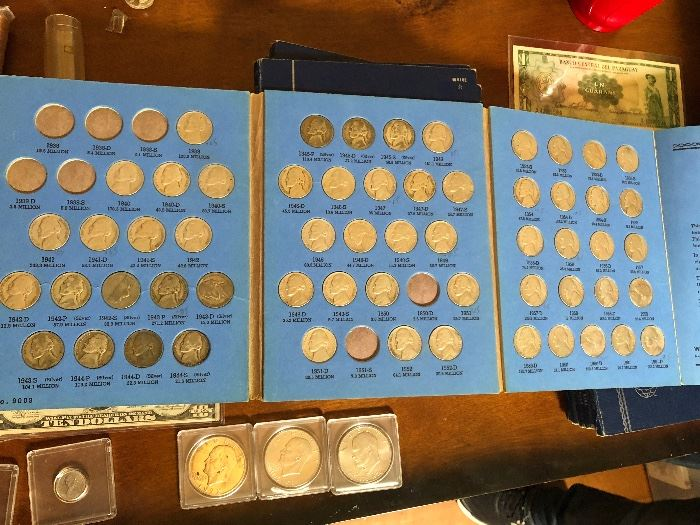 nickel collection