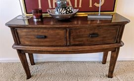 Console table, sofa table, accent table