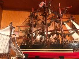 Vintage Ship