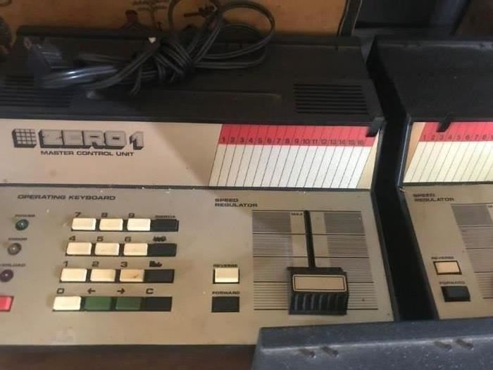 RailRoad Switches - Zero 1 Master Control Unit