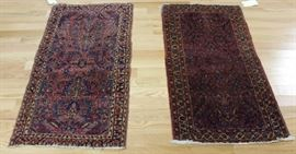Antique and Finely Hand Woven Area Rugs