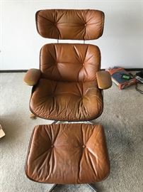 Herman Miller style chair. Shows signs of wear
