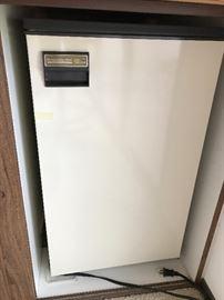 Small Montgomery Wards refrigerator
