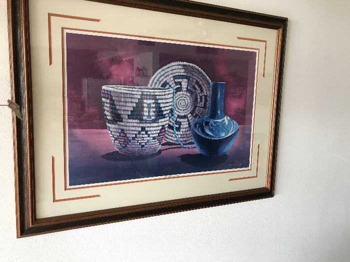 GW Williams lithographs