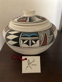 Marilyn Fields pottery