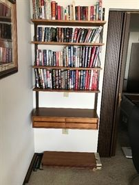 Just found 4 extra shelves. New never used. New shelves at bottom of photograph