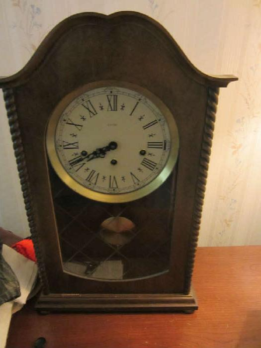 Made In Germany Chime Clock