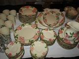 Franciscan Desert Rose Dishes