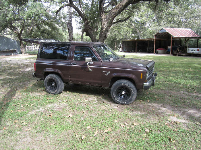 1986 Bronco, Great Shape!
