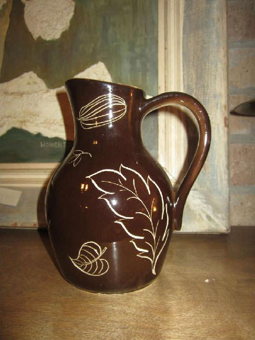 Arabia Finland Pitcher
