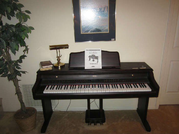 Suzuki HP-200e Digital Ensemble Piano Beautiful Sound