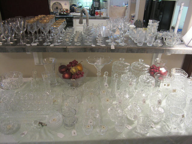 Fifth Avenue Crystal, Lady Anne and More! Beautiful Pieces