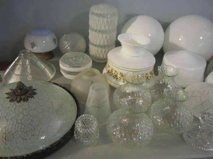 Vintage Light Fixtures, Oil Lamp Fixture