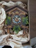 Sweet Cuckoo Clock from Switzerland