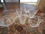 Waterford Crystal, Lismore Pattern, Large Selection