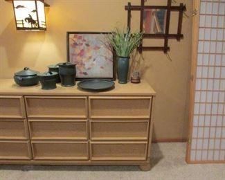 Basset Crackle Finish Dresser