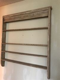 FRENCH PLATE RACK