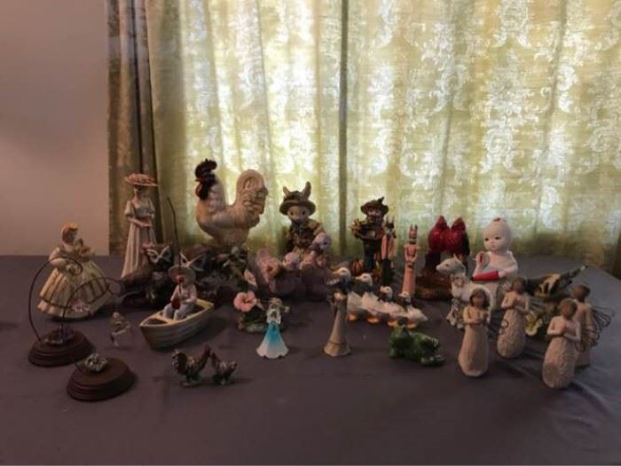 Figurine Assortment