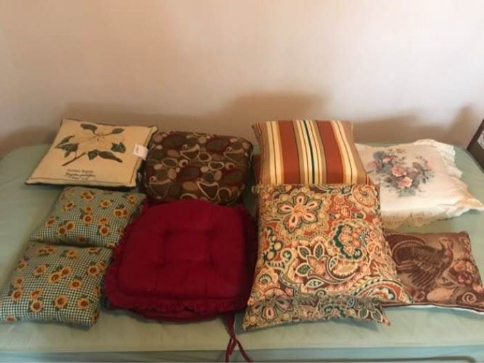 Decorative Pillow Assortment