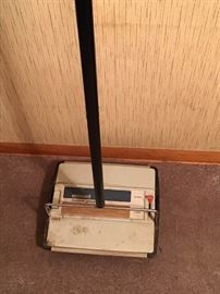 Bissell Floor Sweeper