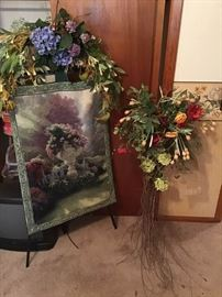 Silk Floral Arrangements