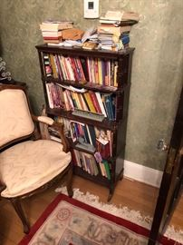 There are a pair of these 1930's bookcases