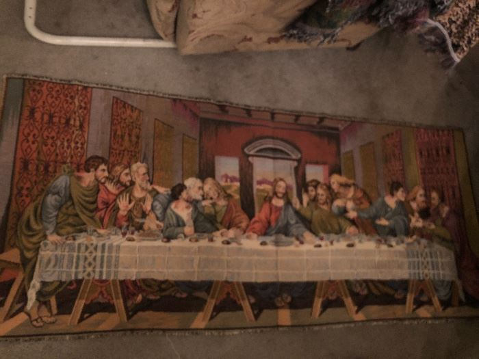 Lords super tapestry