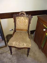 Ornate Antique Chair