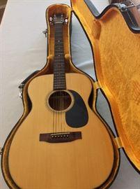 Takamine & Co. Guitar.