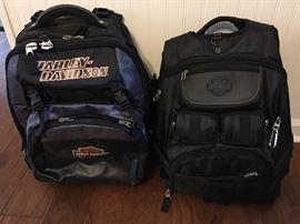 Harley Davidson Backpacks/Travel Bags