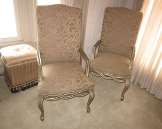 Pair Arm Chair Seating