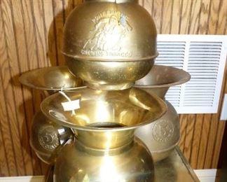 Brass Spittons