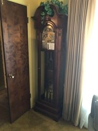 grandfather clock 1
