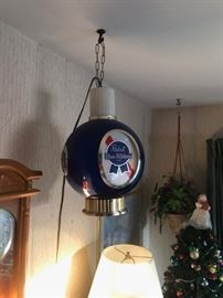 PBR beer light