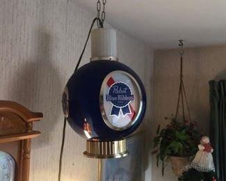PBR beer light
