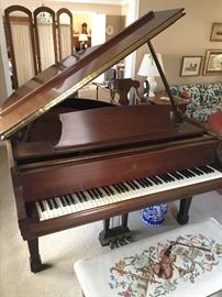 Steinway, Baby Grand Piano,