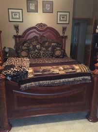 BEAUTIFUL QUEEN BED - AVAILABLE FOR PRE-SALE!