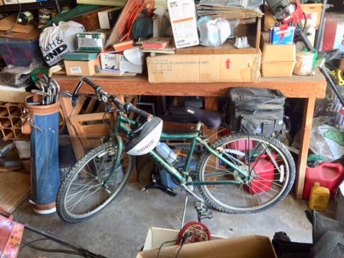 Garage - bike