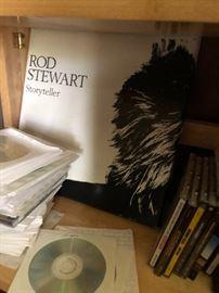 Rod Stewart music