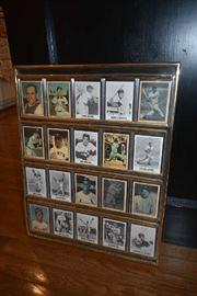 BASEBALL CARDS (1977, 1985)