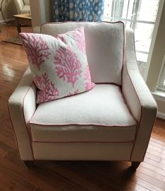 Alternate view of Lilly Club chair