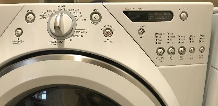 Alternate view of Duet Washing Machine