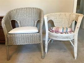 Two wicker chairs  https://ctbids.com/#!/description/share/131972